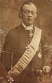 D. Gustav Nebe im Amtsornat