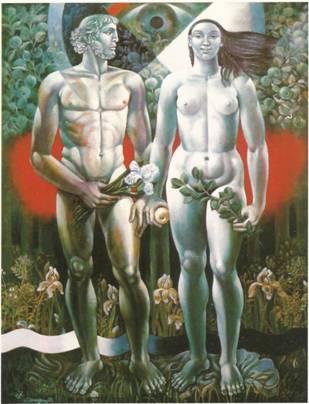 SKH; Adam und Eva