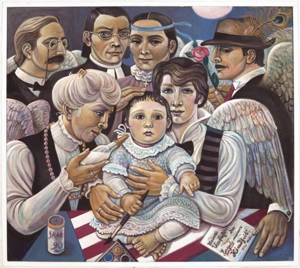 SKH: Meine Vorfahren - Engel meiner Kindheit