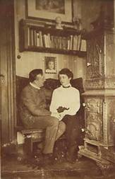 Hermann und Irmgard, 1916