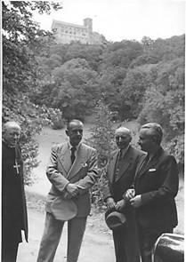 Mitzenheim,Thomas Mann, Hermann Nebe